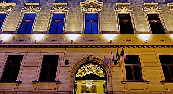 Budapest Airport To Hotel Palazzo Zichy